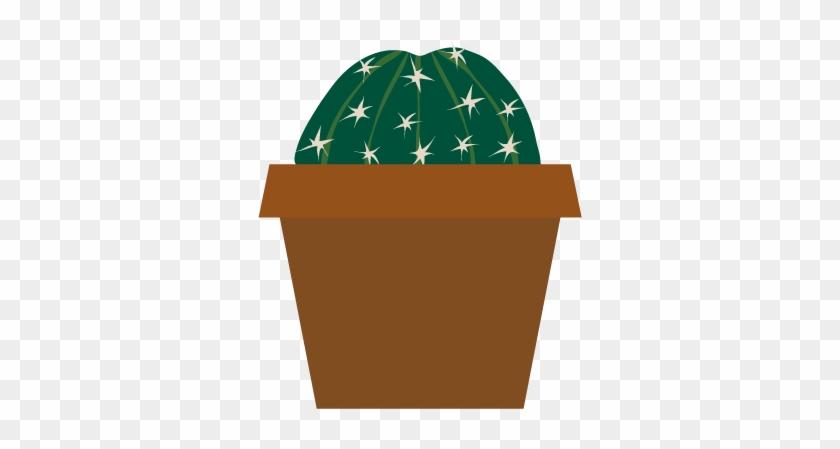 Cactaceae Clip Art - Large-flowered Cactus #185112