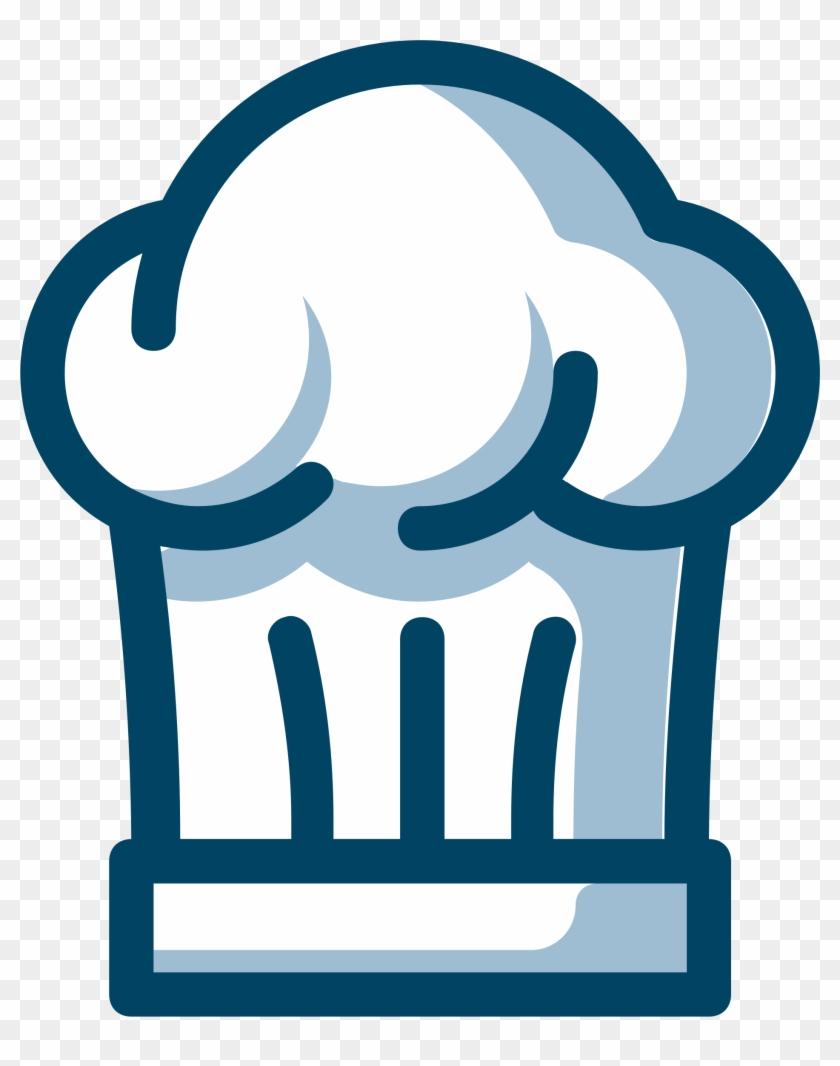 Big Image - Chef Talk Clipart #185377