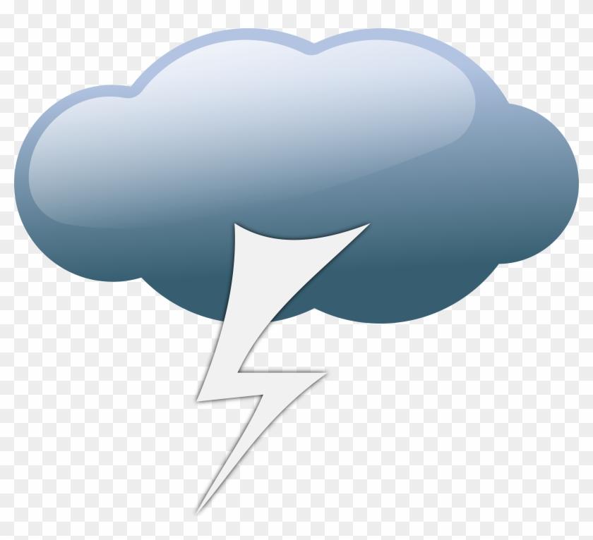 Big Image Weather Symbols Thunderstorm Free Transparent Png