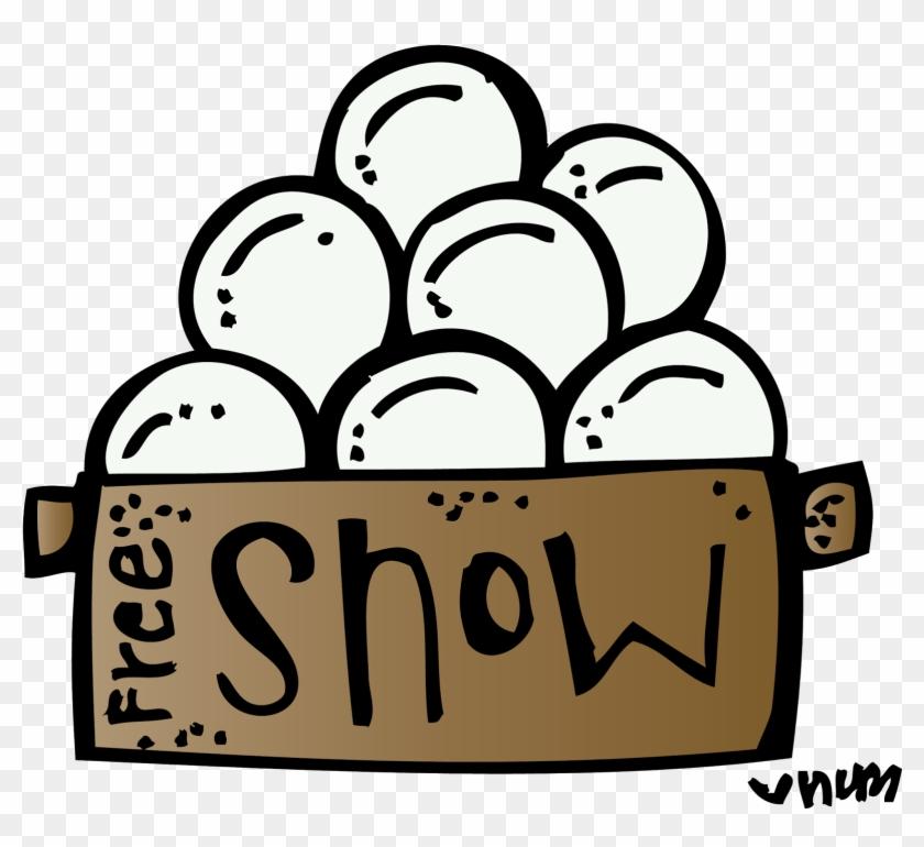 Pin By Nicole Reyes On Melonheadz Svg File, Cricut - Melonheadz Snow Clipart #185426