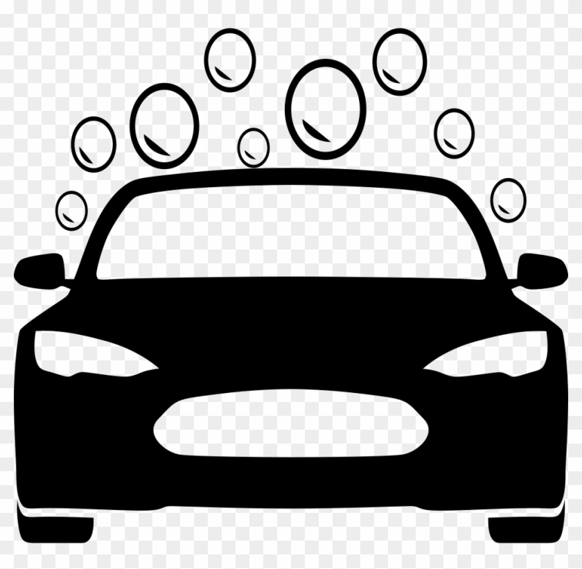 Car Wash Clipart Black And White #185714