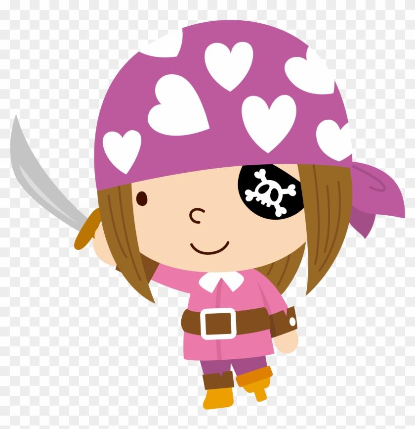 Album - Girl Pirate Png #186038