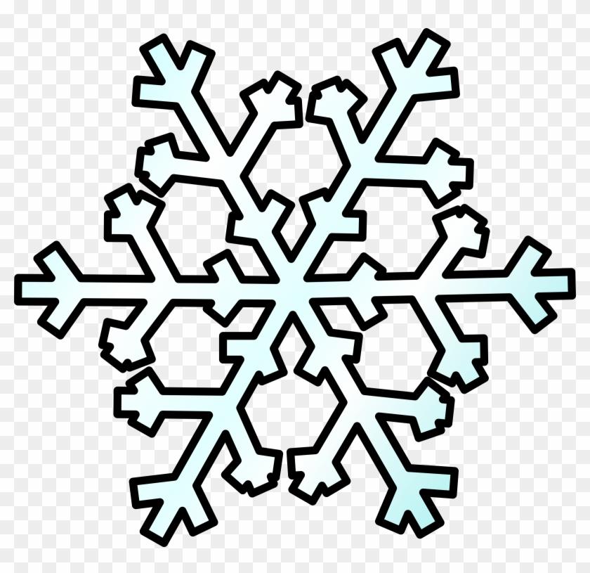 Snow - Cloud - Clipart - Snowflake Clipart Jpg #186054