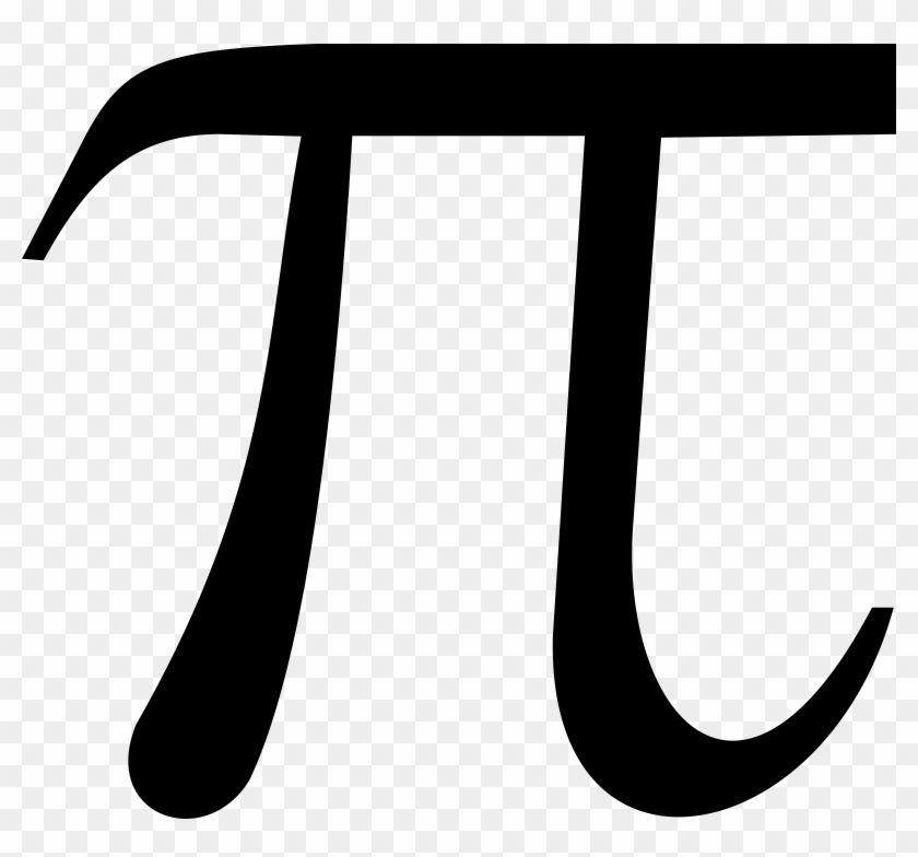 Pi Symbol Clip Art Math Pi Symbol Free Transparent Png Clipart