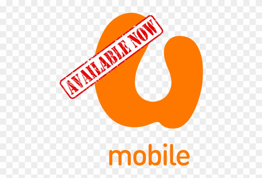 Download hd image of free download vector u mobile logo.
