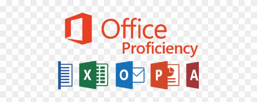 proficient in microsoft office