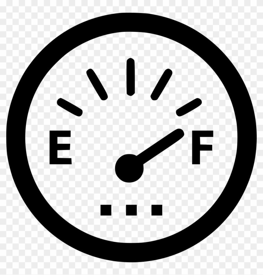 Fuel Gauge Comments - Fuel Gauge Icon #1065456