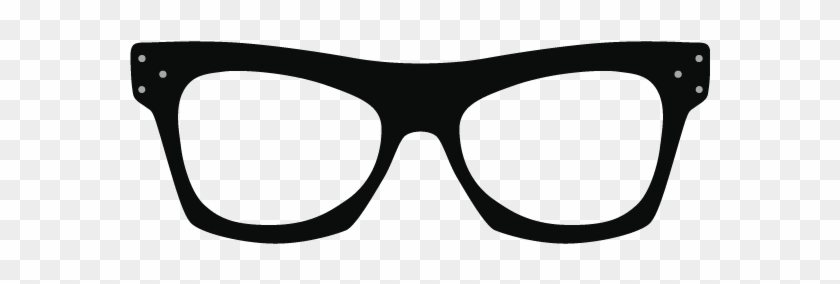 oversized thick black frames arent a new trend thick glasses png
