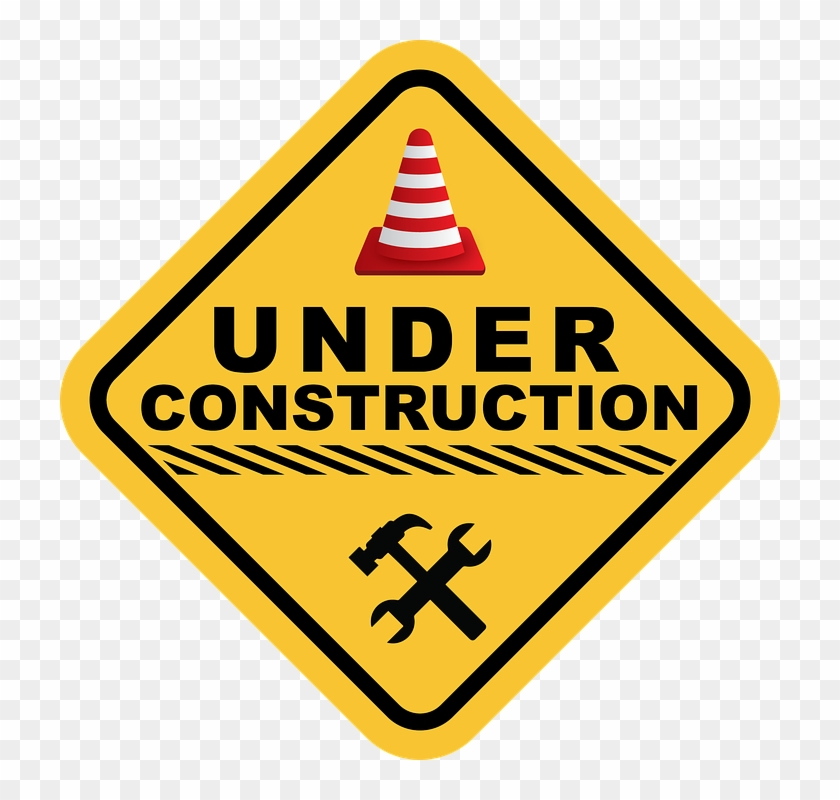 Free Construction Clipart 5, Buy Clip Art - Under Construction Sign Png #1065752