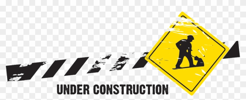 Under Construction Warning Sign Png Clipart Website Under Construction Free Transparent Png Clipart Images Download