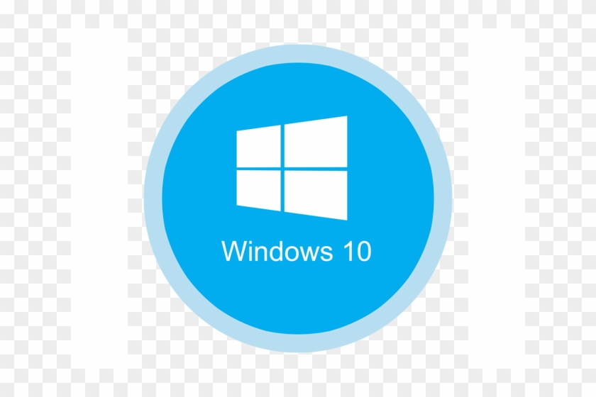 Dell Oem Logo Windows 10 Real Clipart And Vector Graphics - Windows 10 Logo .png #1066108