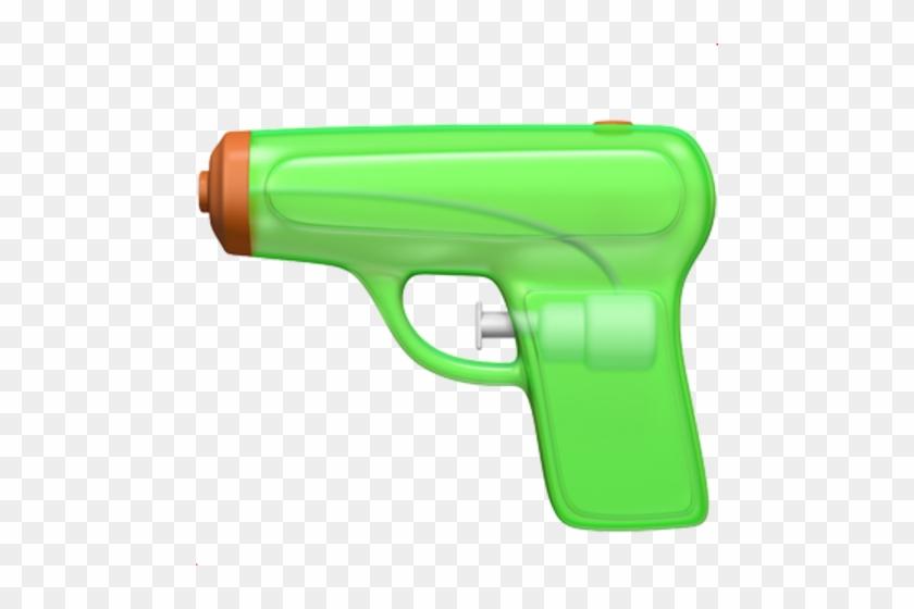 Gun Shot Clipart Emoji - New Gun Emoji Ios 10 #1066281