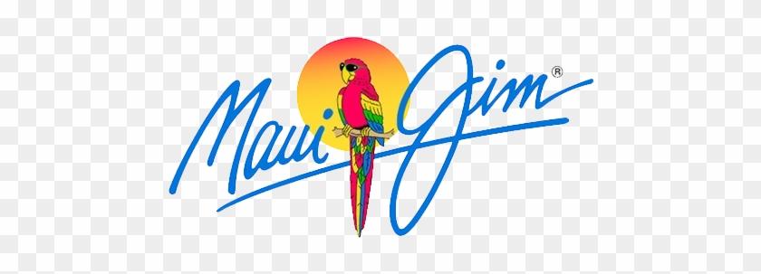 Hottest Brands - Maui Jim Eyewear Logo #1066833