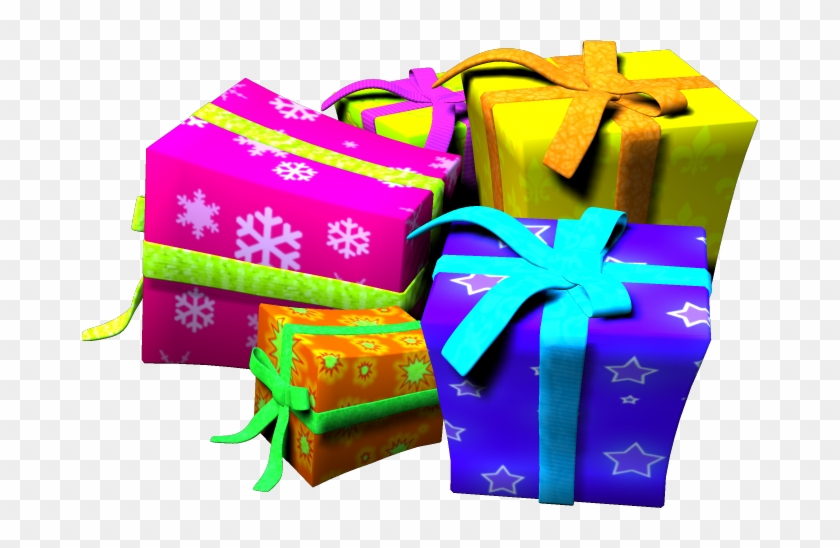 Birthday Gift Boxes Png Image Birthday Present Transparent