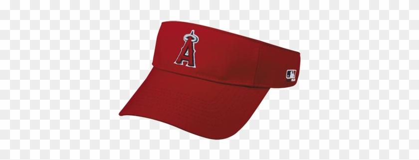 Anaheim Angels Visor For Little Kid's Softball Leagues - Baseball Cap #1067393
