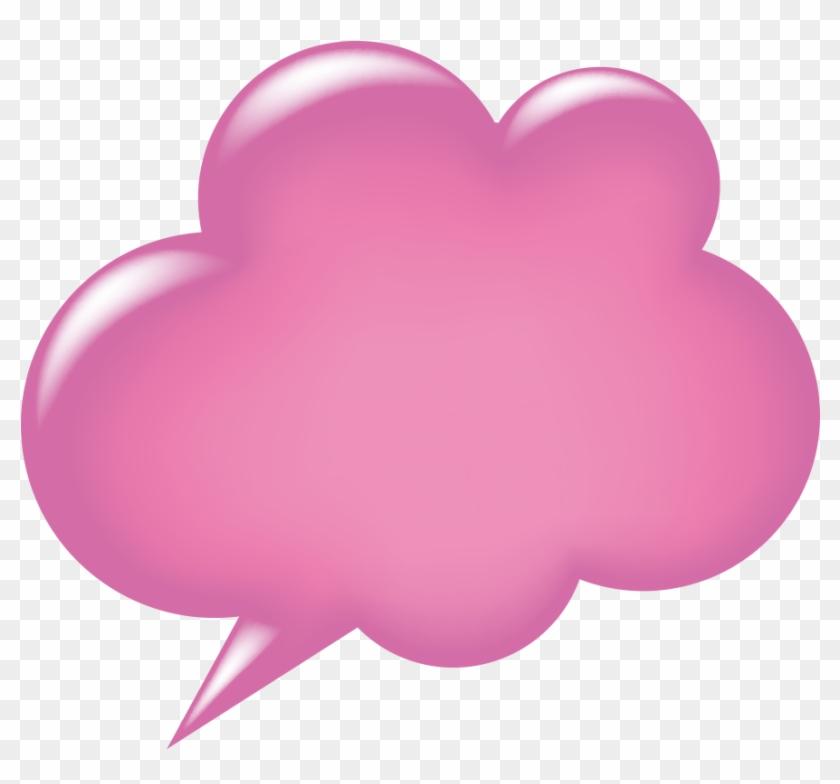 Speech Balloon Cartoon Bubble - Clouds Vector En Png - Free