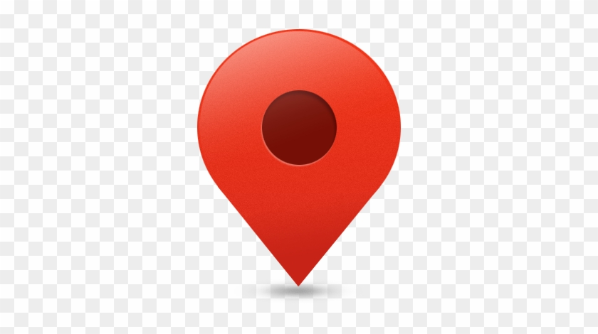 Central, Hong Kong - Location Map Icon Png #1068813