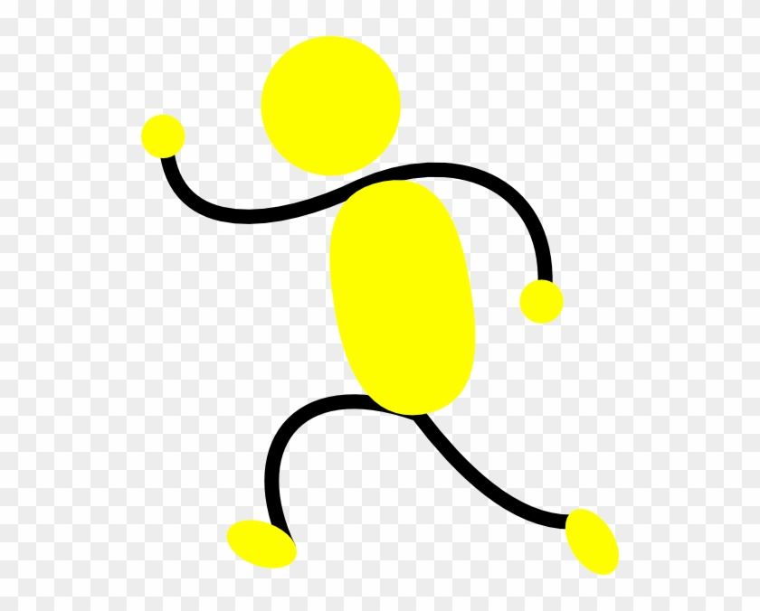 Business Employee People Over Yellow Background Vector