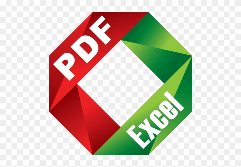 Pdf To Excel Converter - Free Transparent PNG Clipart Images