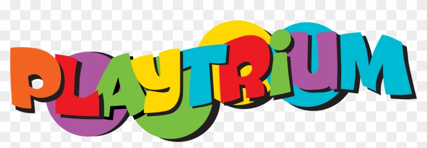 Kingston's Largest Indoor Play Centre - Playtrium Kingston Logo #1070611