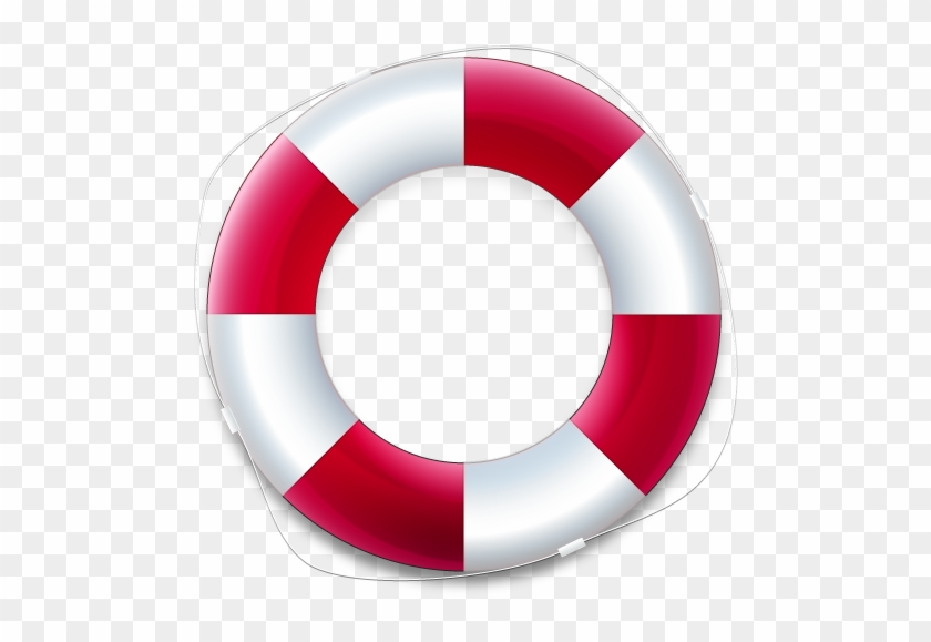 Ring Icon - Life Buoy Ring Png #1070654