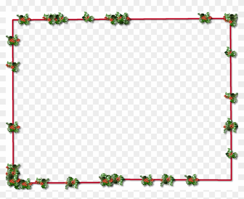 Christmas Frame Clipart.Christmas Border Png Transparent Picture Christmas Frame
