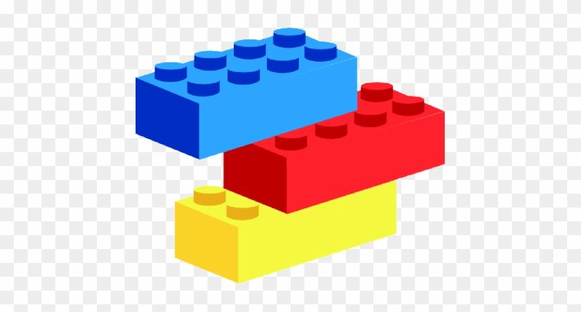Ole Kirk Christiansen - Lego Blocks Clipart - Free