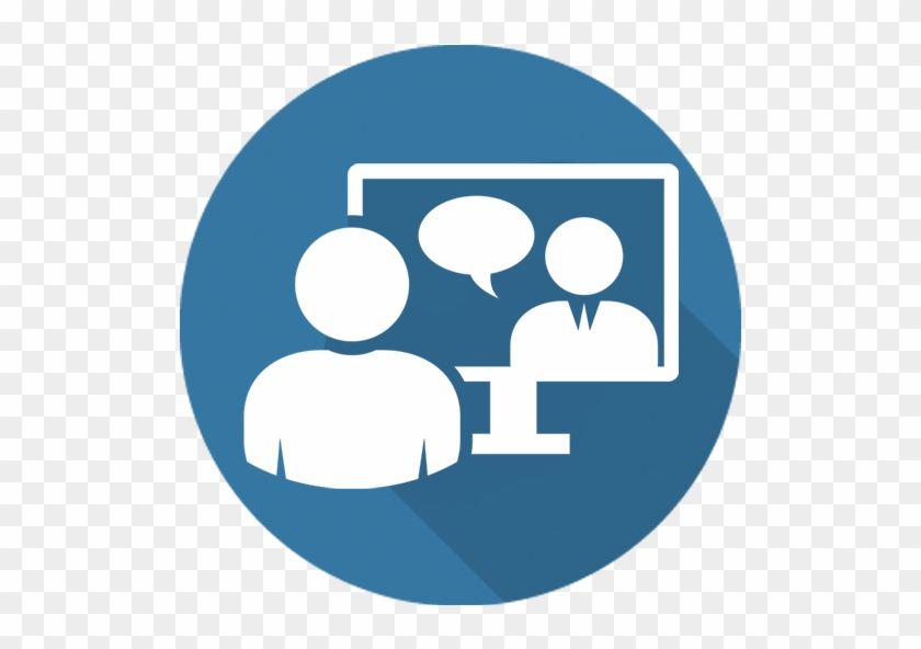 Virtual Consults Icon - Google Hangouts - Free Transparent PNG