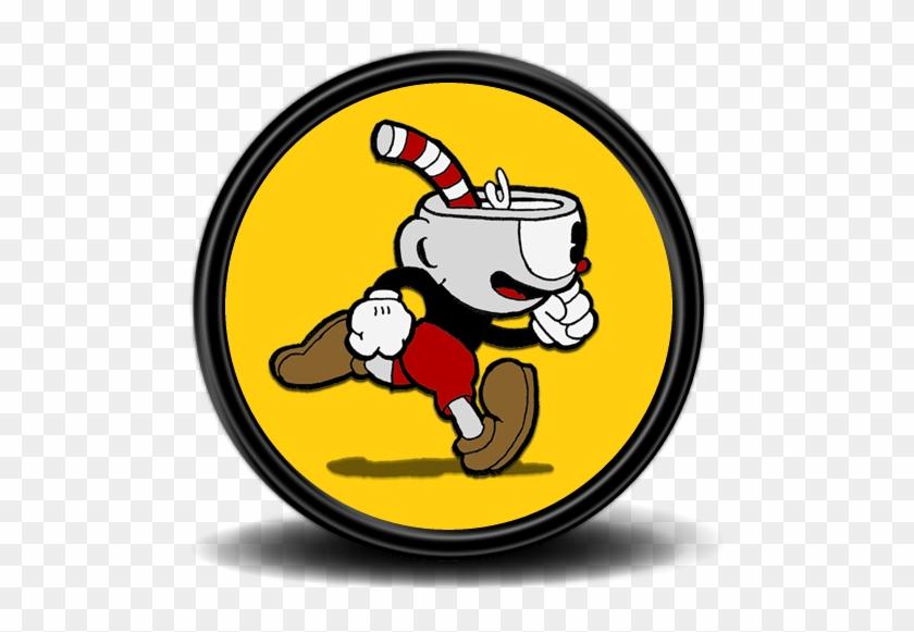 Cuphead Icon By Malfacio - Cuphead Running Animation #1074603