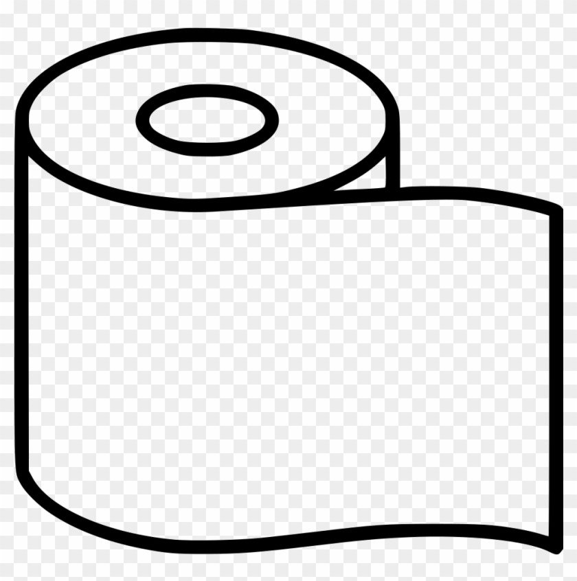 Toilet Paper Svg Png Icon Free Download - Toilet Paper Roll Clip Art #1074902