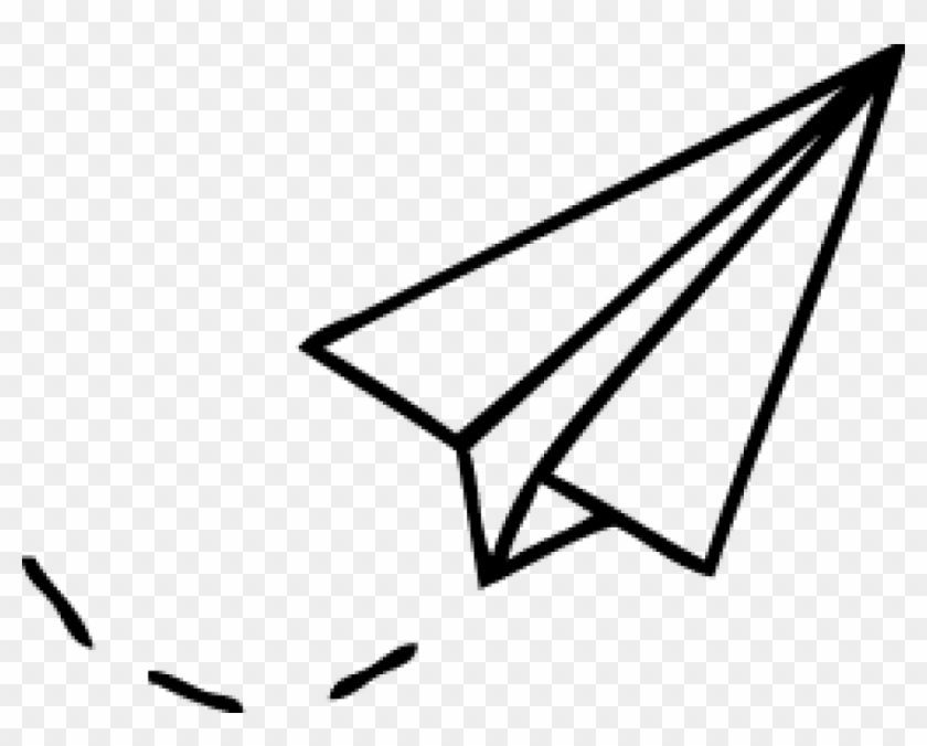 Draw A Paper Airplane #1074910