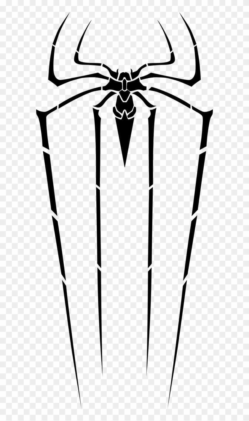 Amazing Spiderman Logo By Blckpantha On Deviantart Amazing Spider