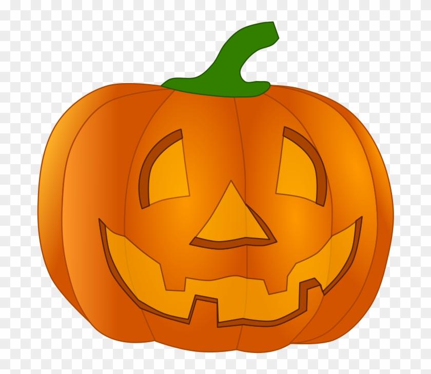 Cartoon Halloween Pumpkins - Halloween Jack-o-lantern Pumpkin Greeting Cards #1075093