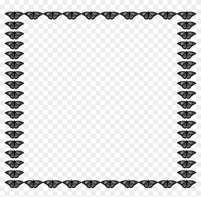 Simple Transparent Border Design Png