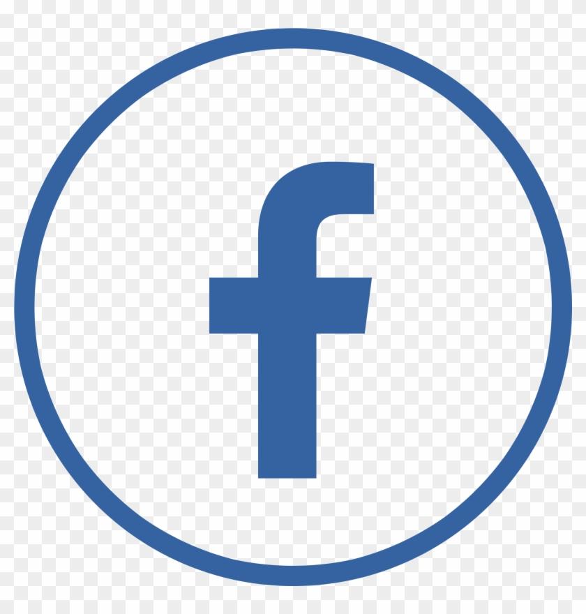 Facebook Logo Png Transparent Svg Vector Freebie Supply - Facebook Logo Transparent #1075610