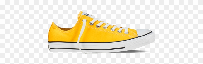 Converse Chuck Taylor All Star Fresh Colors Lemon Chromelow - Yellow  Converse Transparent  1076091 821674cd5
