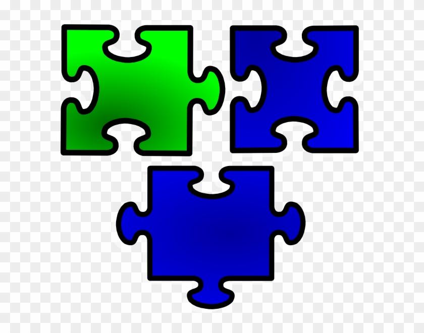 Courtesy Notice Clipart - Puzzle Piece Outline #1076454
