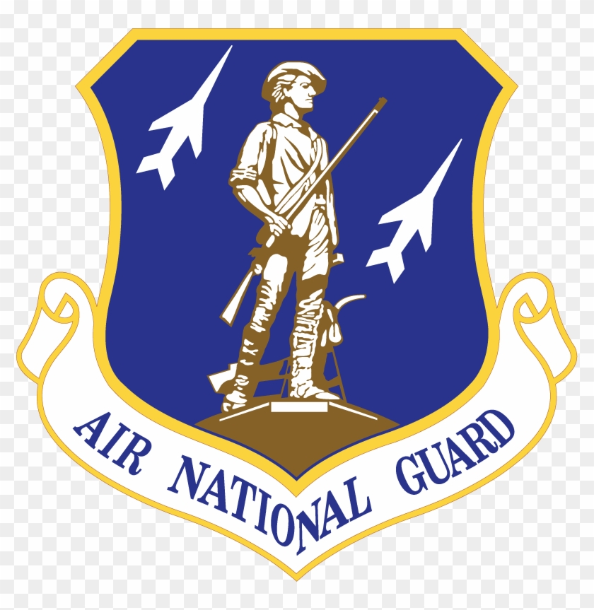 Air National Guard Emblem - Us Air Forces Africa #1077175