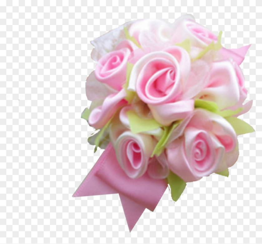 Pink Rose Corsage Clipart Printable Vintage Botanical - Prom Corsage Png #1078308