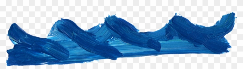 Paint Brush Stroke Png - Watercolor Brush Stroke Transparent Background #1078323