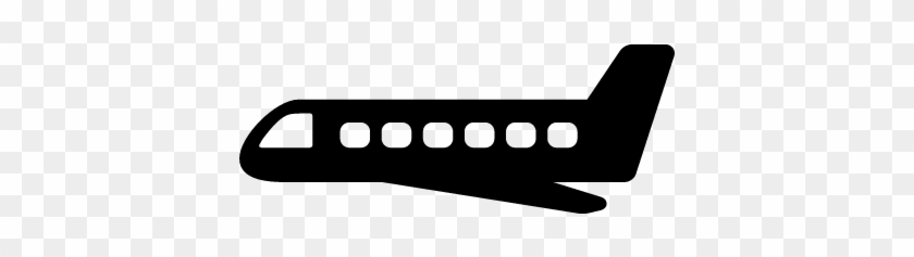 Plane Side View Vector Plane Side Icon Png Free Transparent