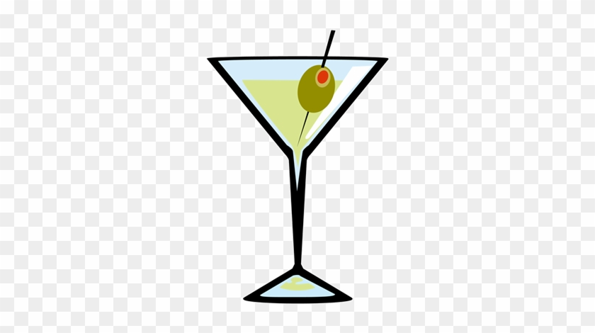 Dirty Martini - Dirty Martini Oval Sticker #1080266