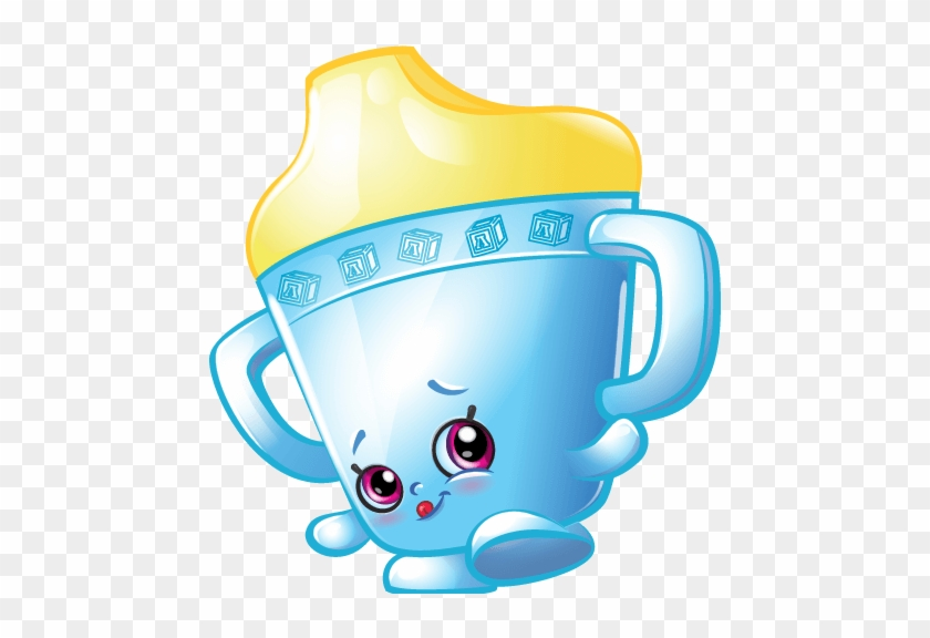 Sippy Sips - Sippy Sips From Shopkins #1080730