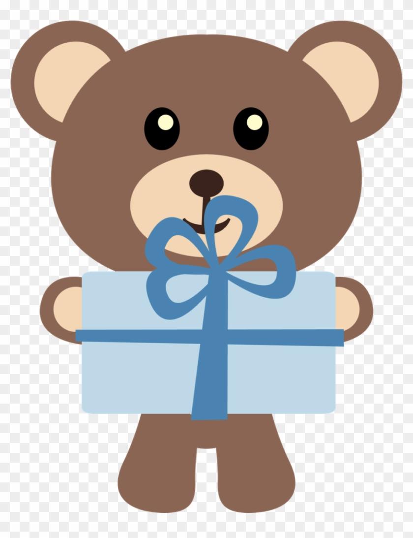 Teddy Bear Baby Shower Child Clip Art - Minus De Ositos #1080737