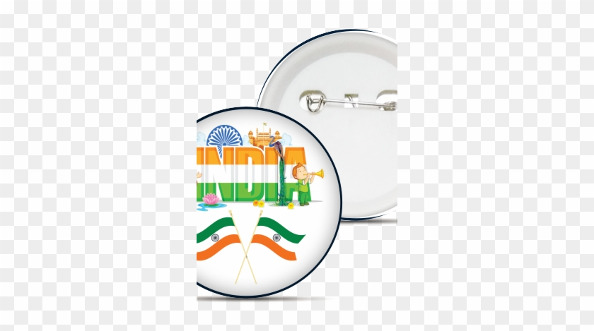 Free Indian Badge Free Indian Badge Indian Independence Day Free