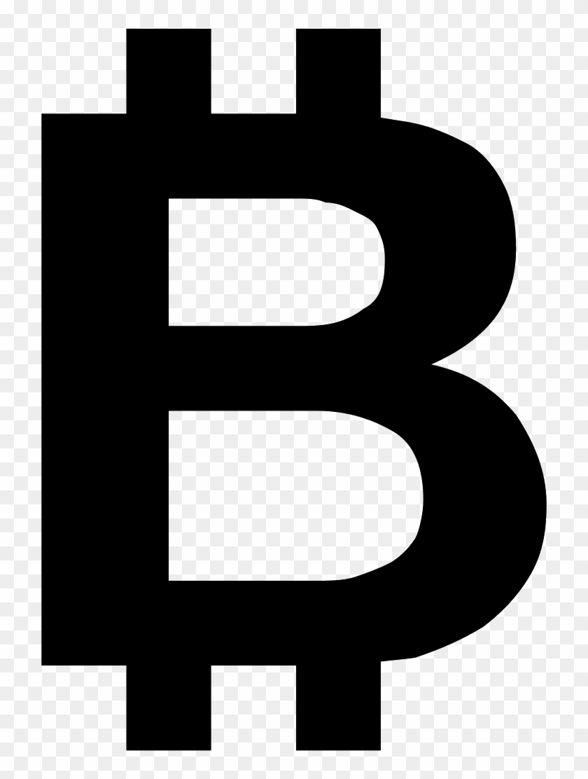 There Is A Circle With The Letter B Inside Of It - Blockchain