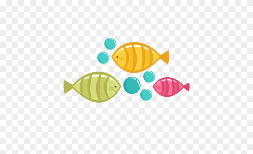 Cute Fish Svg File For Scrapbooking Free Svg Files - Girl Pool Party Png #1081597