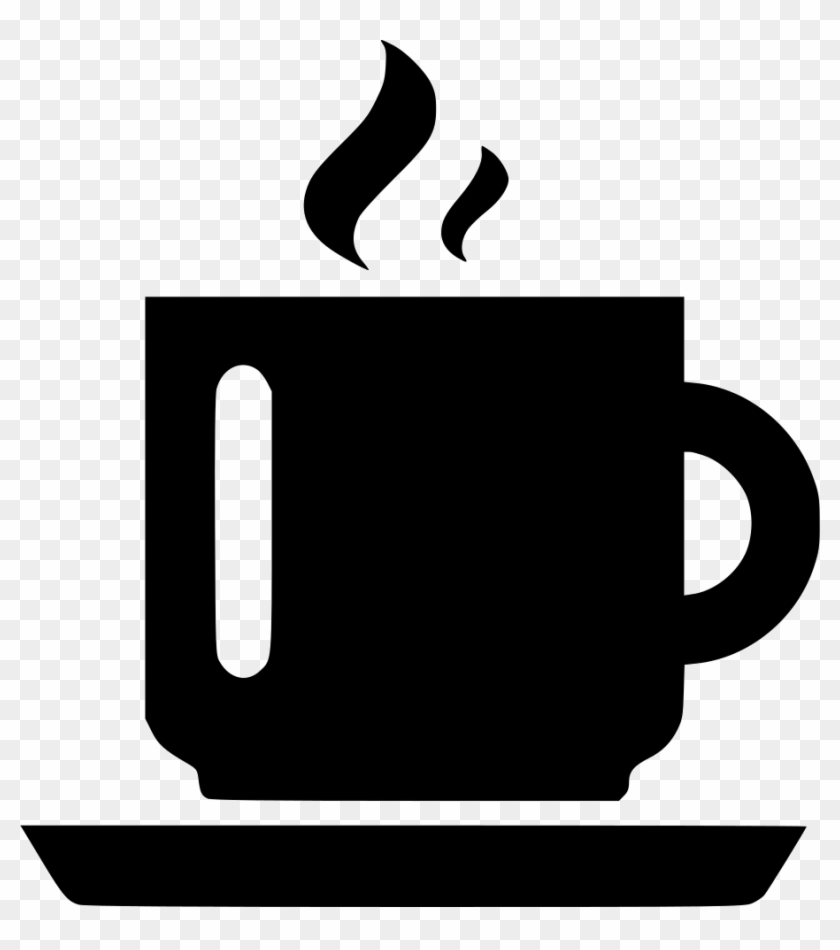 Coffee Mug Steam With Plate Comments - Coffee Cup Steam Icon #1082123