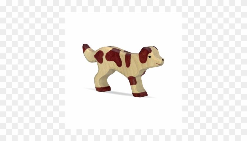 Animal - Holztiger Farm Dog Toy Figure #1082298