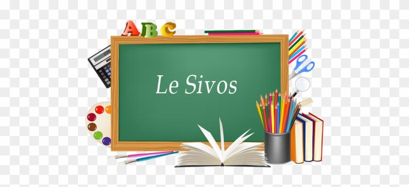 Sivos - School Board Clipart #1082355